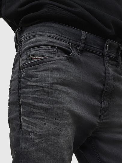 Diesel - Spender JoggJeans 069GN, Black/Dark grey - Jeans - Image 3