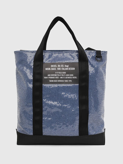 Diesel - F-THISBAG SHOWAY,  - Shopping and Shoulder Bags - Image 1