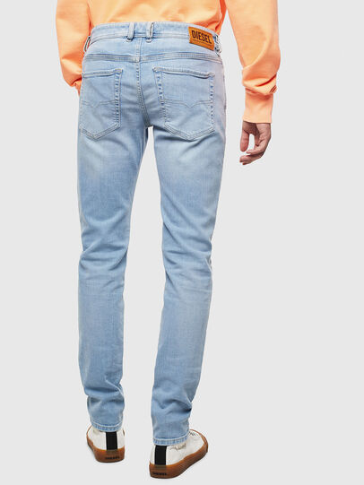 Diesel - Sleenker 009BJ, Light Blue - Jeans - Image 2