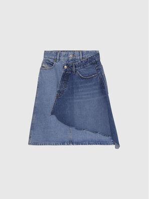 DE-TOBY, Light Blue - Skirts
