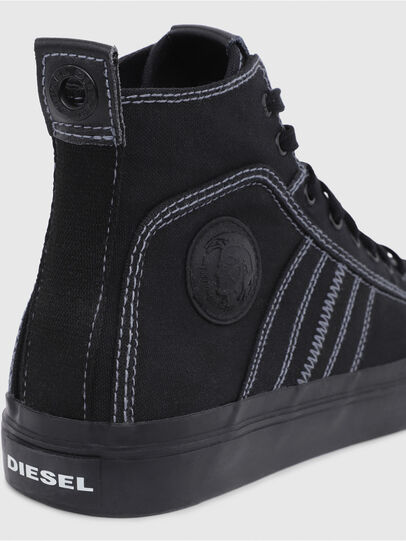 Diesel - S-ASTICO MID LACE, Black - Sneakers - Image 5