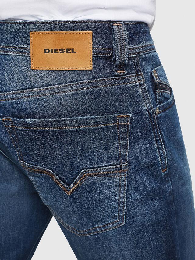 Diesel - Larkee C89AR, Medium blue - Jeans - Image 3