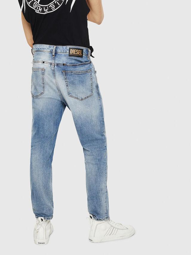 Diesel - D-Eetar 087AV, Light Blue - Jeans - Image 2