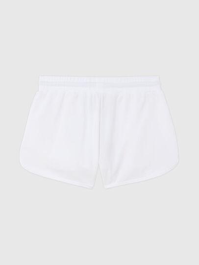 Diesel - UFLB-SHORTER, White - Pants - Image 2