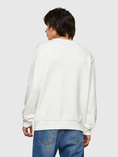Diesel - S-GIRK-E1, White - Sweaters - Image 2