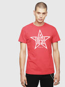 T-DIEGO-YH, Red - T-Shirts