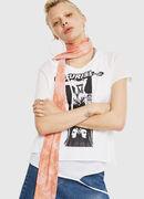 T-EMIKO-C, White/Black - T-Shirts