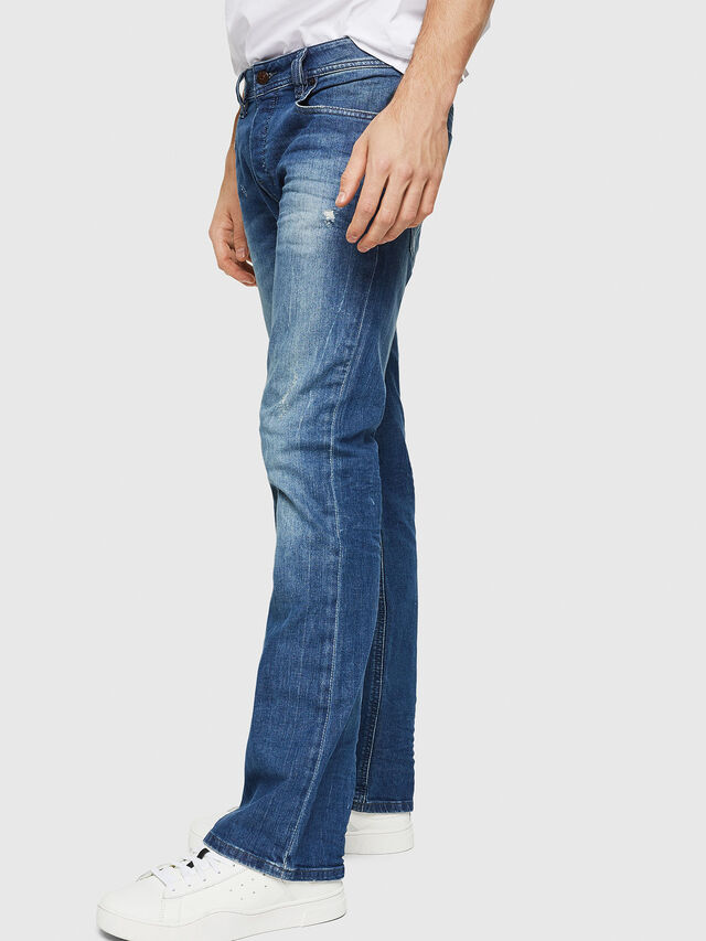 Diesel - Zatiny C84KY, Medium blue - Jeans - Image 4