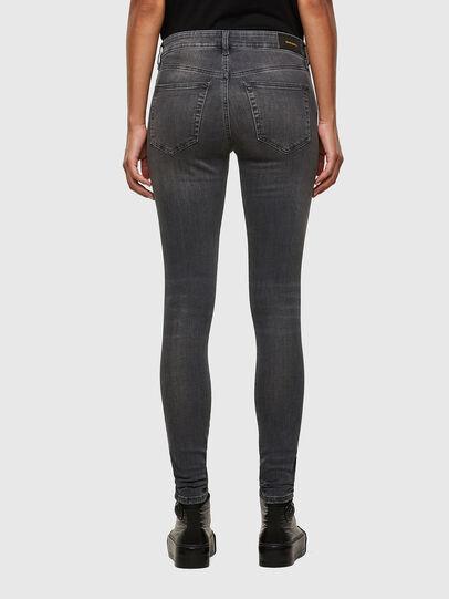 Diesel - Slandy 069MY, Black/Dark grey - Jeans - Image 2