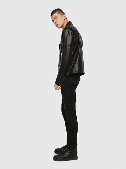 Diesel - SE-LEANDRO,  - Leather jackets - Image 6