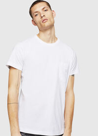 T-DIEGO-POCKET-B1, White