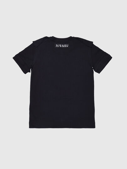 Diesel - TSILYWB, Black - T-shirts and Tops - Image 2