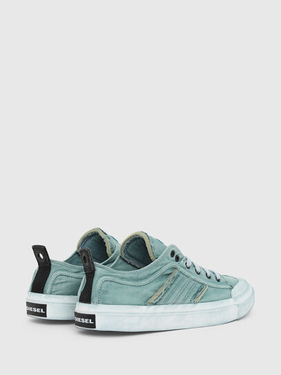 Diesel - S-ASTICO LOW LACE, Water Green - Sneakers - Image 3