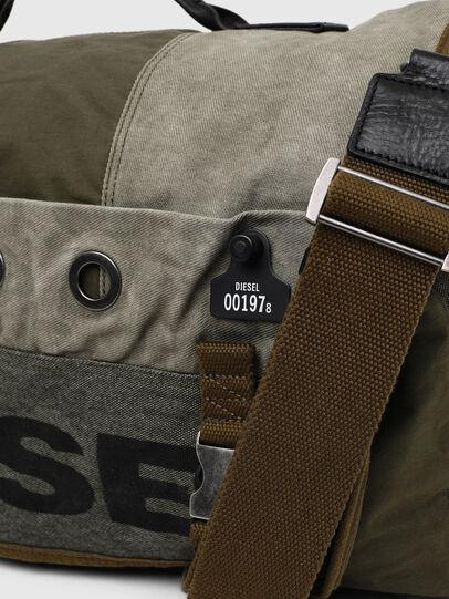 Diesel - BIVIO, Olive Green - Crossbody Bags - Image 5