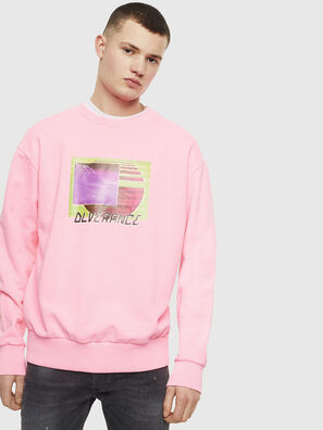 S-BIAY-FLUO, Pink - Sweaters