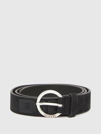 Diesel - B-RINGNEW, Black - Belts - Image 1