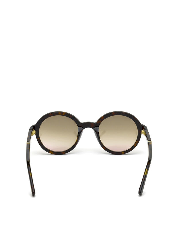 Diesel - DL0264, Brown - Eyewear - Image 7