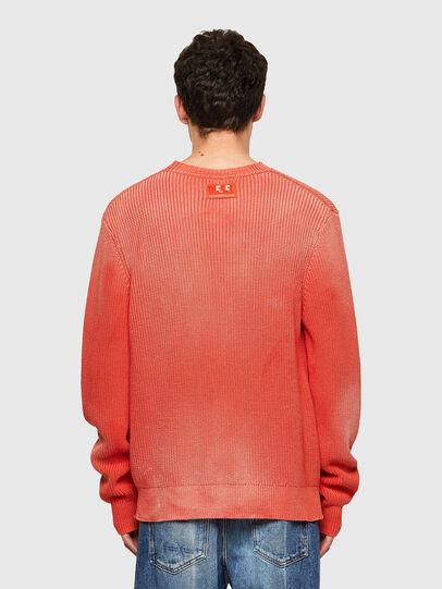 Diesel - K-KENTUCKY, Orange - Knitwear - Image 2