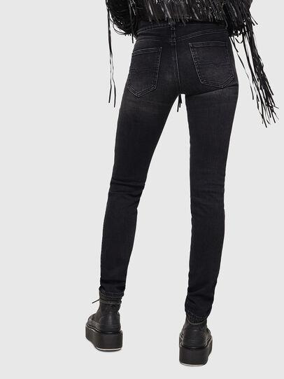 Diesel - Sandy 0096P, Black/Dark grey - Jeans - Image 2