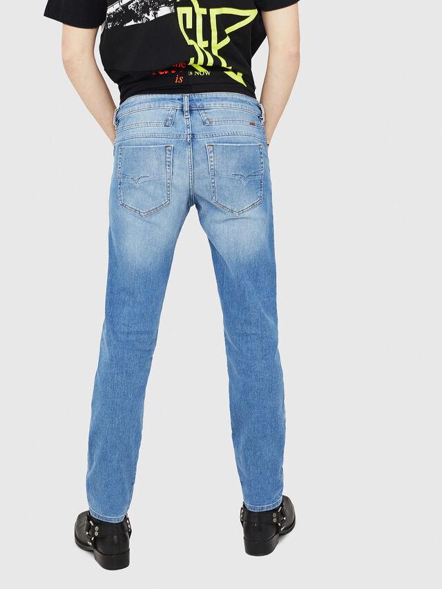 Diesel - D-Bazer 087AQ, Light Blue - Jeans - Image 2