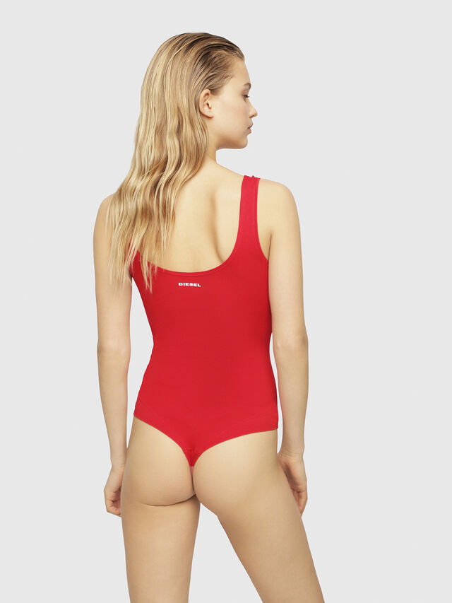 Diesel - UFTK-BODY, Red - Bodysuits - Image 2