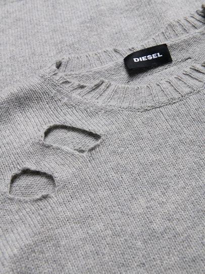 Diesel - DJPURE, Grey - Dresses - Image 3