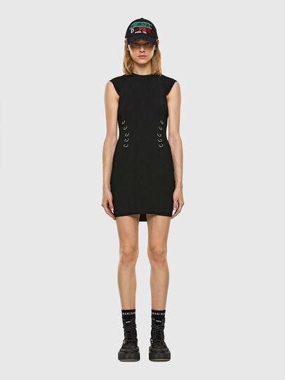 Diesel - M-BASIA, Black - Dresses - Image 6