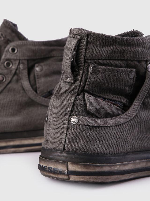 Diesel - EXPOSURE I, Metal Grey - Sneakers - Image 5