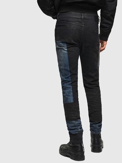 Diesel - D-Strukt 0094K, Dark Blue - Jeans - Image 2