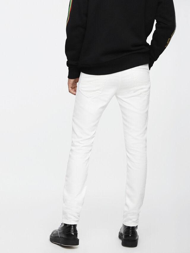 THOMMER CB JOGGJEANS 0689X, White Jeans