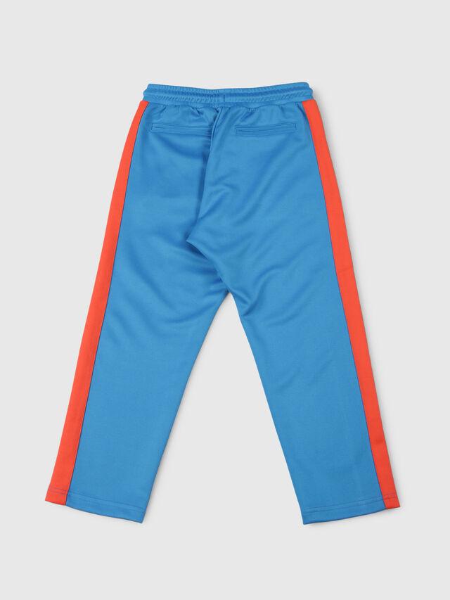 Diesel - PSKA, Blue/Orange - Pants - Image 2