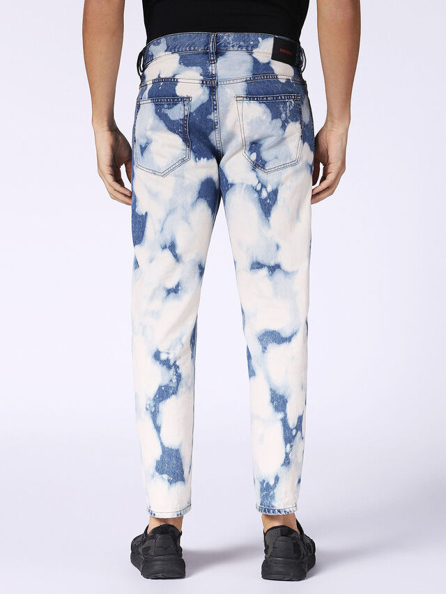 D-JIFER-Z, White Jeans