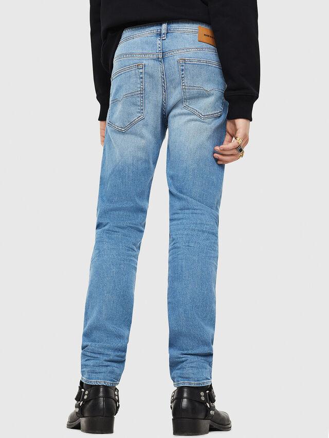 Diesel - Buster 087AQ, Light Blue - Jeans - Image 2