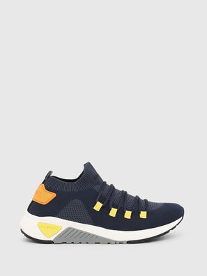 S-KB ATHL LACE, Blue/Yellow - Sneakers