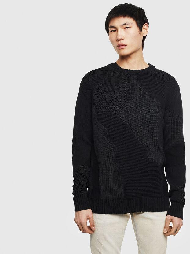 K-CAMMY, Black - Knitwear