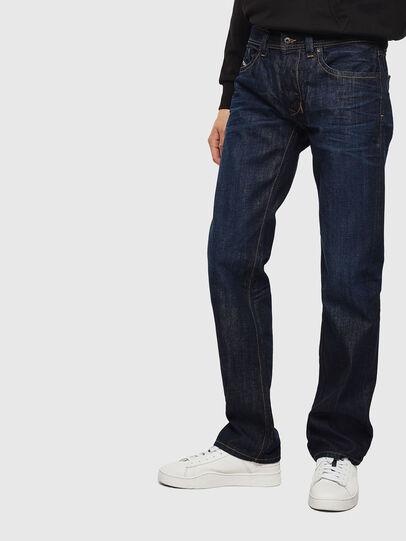Diesel - Larkee 0806W, Dark Blue - Jeans - Image 1