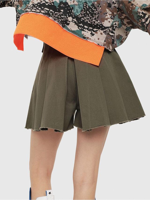 Diesel - S-EDEN, Military Green - Shorts - Image 2