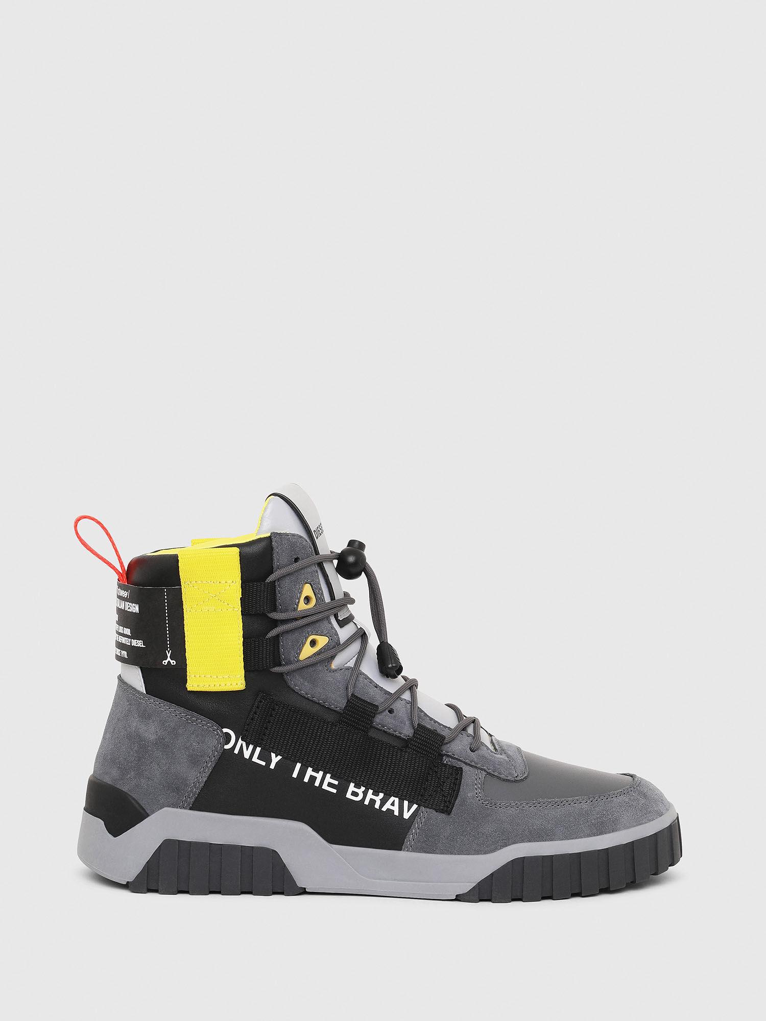 S-RUA MID SP Men: High-top sneakers
