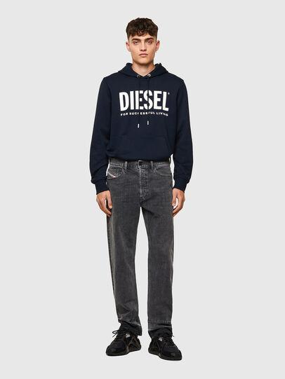 Diesel - D-Macs 09A23, Black/Dark grey - Jeans - Image 6