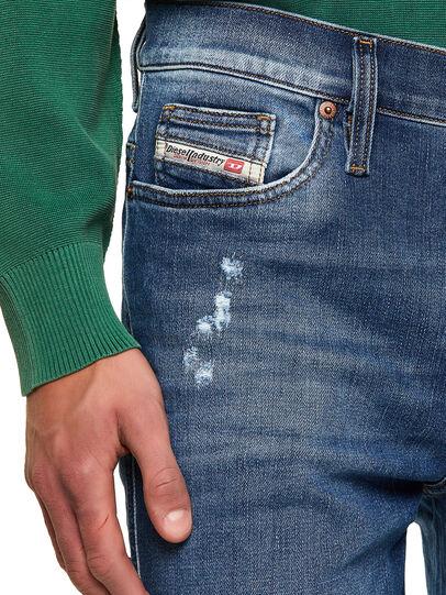 Diesel - D-Istort 009PU, Medium blue - Jeans - Image 3