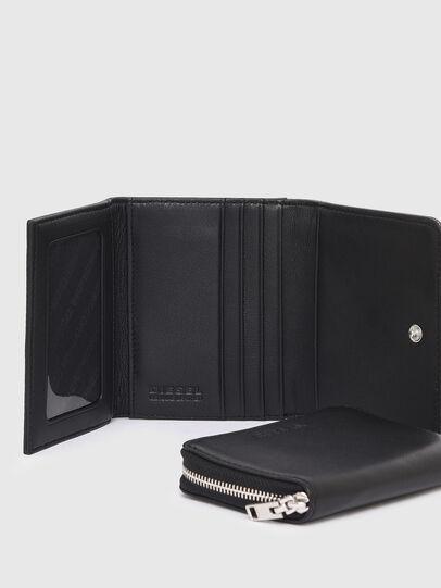 Diesel - LORY, Dark grey - Small Wallets - Image 3