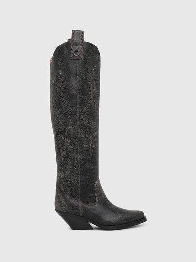 Diesel - D-GIUDECCA MHB, Black - Boots - Image 1