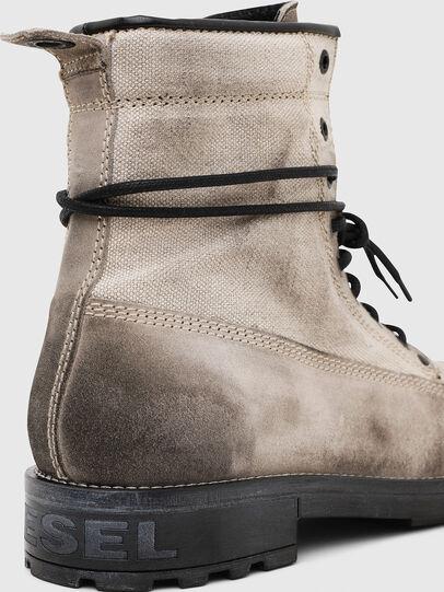 Diesel - D-THROUPER DBB, Grey - Boots - Image 5
