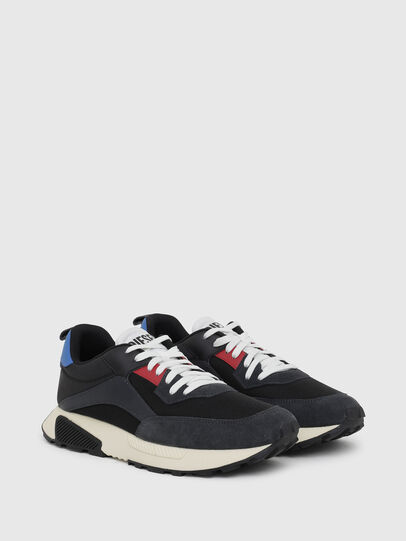 Diesel - S-TYCHE LOW CUT, Dark Blue - Sneakers - Image 2