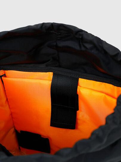 Diesel - ALPYN, Black - Backpacks - Image 4