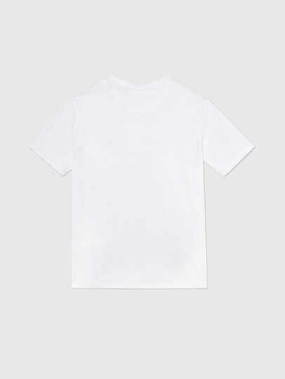 Diesel - UMLT-JAKE, White - Tops - Image 2