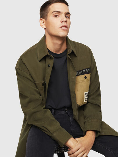 Diesel - S-LEBED,  - Shirts - Image 4