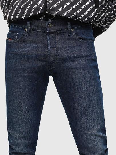 Diesel - D-Luster 0095K, Medium blue - Jeans - Image 3