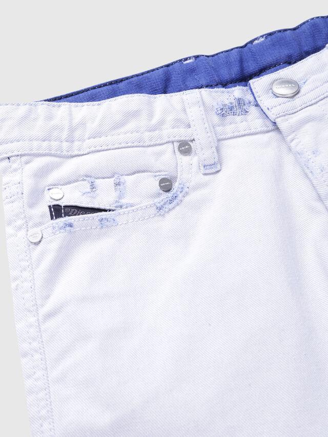 Diesel - TEPPHAR-J-N, White Jeans - Jeans - Image 3