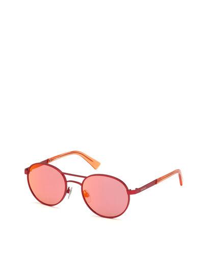 Diesel - DL0265, Pink - Sunglasses - Image 2